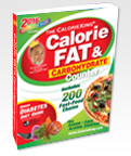 CalorieKing Calorie, Fat and Carbohydrate Counter