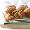 Low-Fat Persimmon Muffins