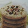 Fennel Pistachio Cookies