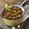 Apple Turkey Chili