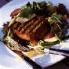 Mustard Steak with Tuscan Salad