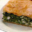 Spinach and Rice Pie