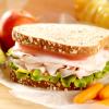 Turkey Ham and Salad
