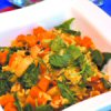 Butternut Squash Spiced Rice