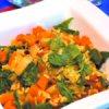 Butternut Squash Spiced Rice
