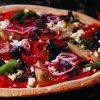 Gourmet Vegetable Pizza
