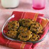Pumpkin Polka Dot Cookies