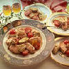 Turkey, Artichoke and Tomato Tapas