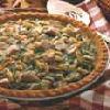Sweet Potato Turkey Pie