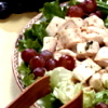 Cherry and Smoked Turkey Salad