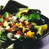 Mango and Black Bean Salad with Grilled Tuna