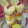 Lemon Cherry Parfaits
