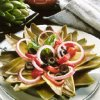Artichoke and Roasted Red Pepper Salad