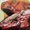 Sweet Potatoes with Cherry Glaze