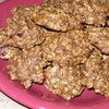 Oatmeal Cranberry Flax Cookies