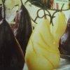 Chocolate-Glazed Pears