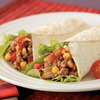 Bean and Vegetable Burritos