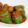 Creole Stuffed Peppers