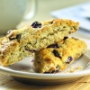 Lemon Cherry Scones