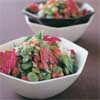 Lima Bean Salad with Fresh Herb Vinaigrette