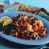 Montego Bay Shrimp and Bean Salad