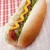 New Fashioned Grilled Dogs with Mustard Salsa