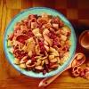 Crunchy Cherry Party Mix