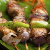 Touchdown Turkey Kebobs