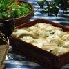 Chicken with Shitake Mushrooms and Artichoke Hearts