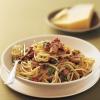 Mushroom, Tomato and Herb Spaghetti