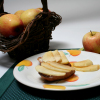 Apple Cinnamon Crostini