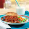 Healthy Soy Sloppy Joes