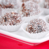 Dried Fruit and Coconut Balls