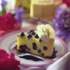 Blueberry-Lemon Charlotte