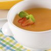 Creamy California Apricot Fruit Soup