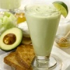 Avocado and Melon Breakfast Smoothie